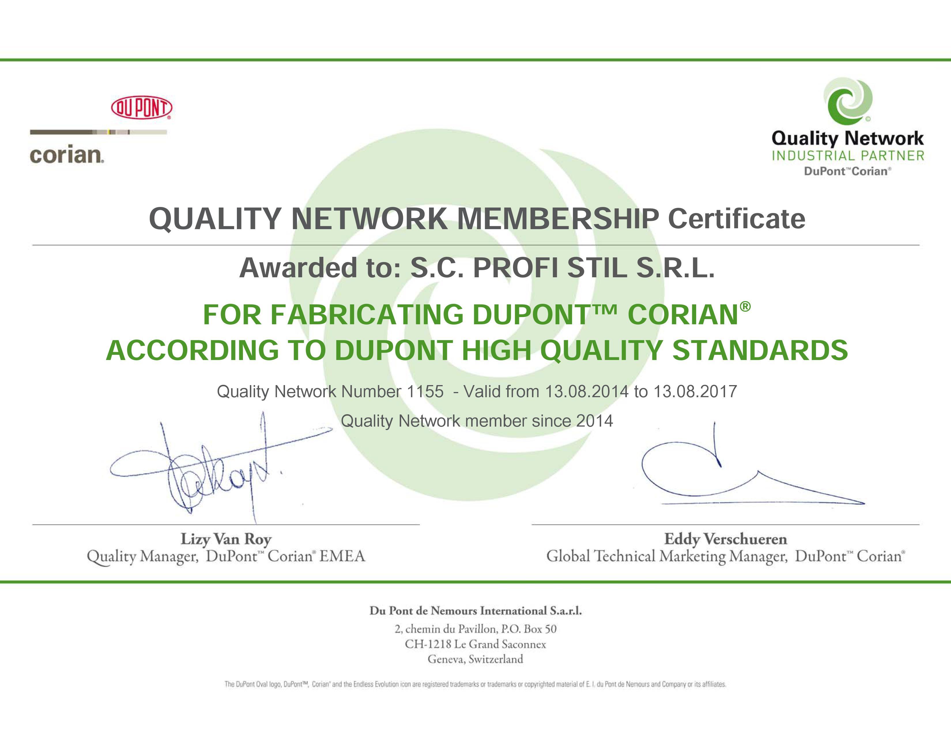 QN-2014-RO-S.C. PROFI STIL S.R.L-Certificate