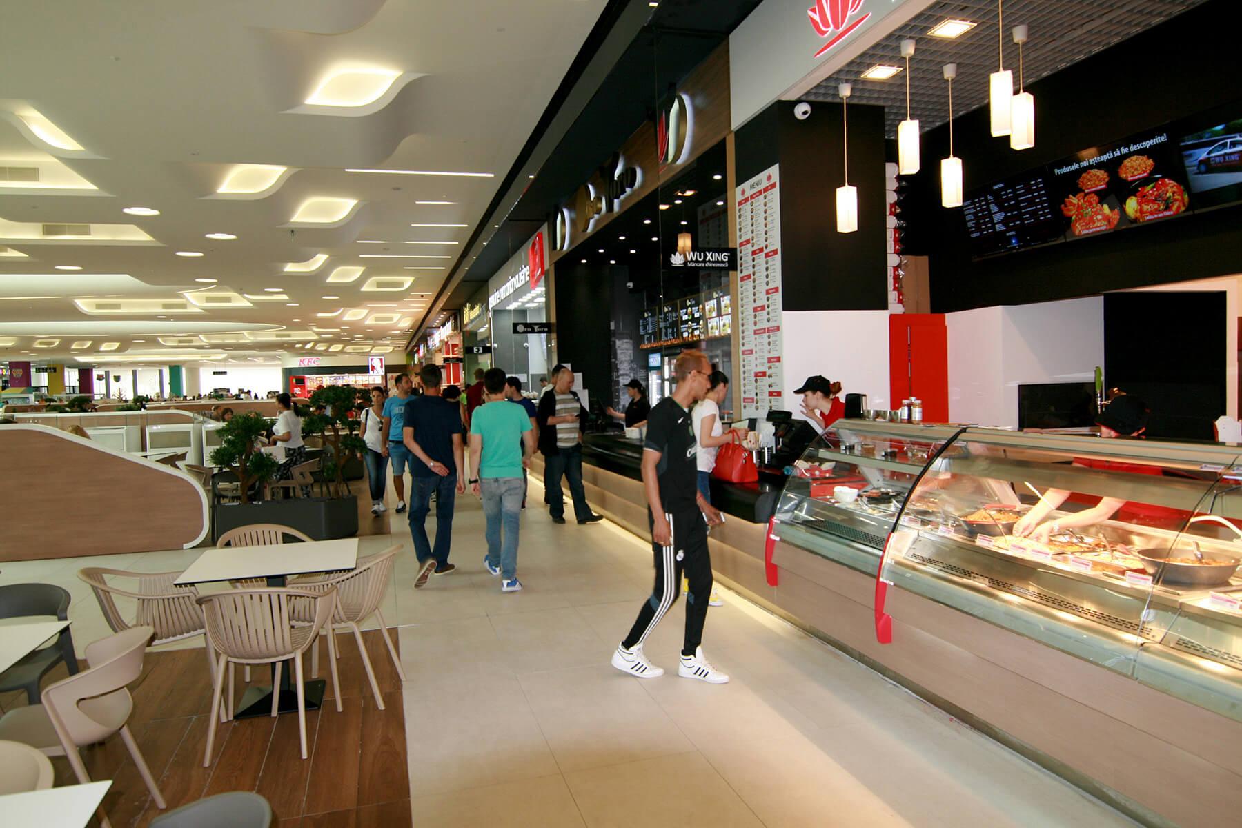 Food Court Mega Mall 00001