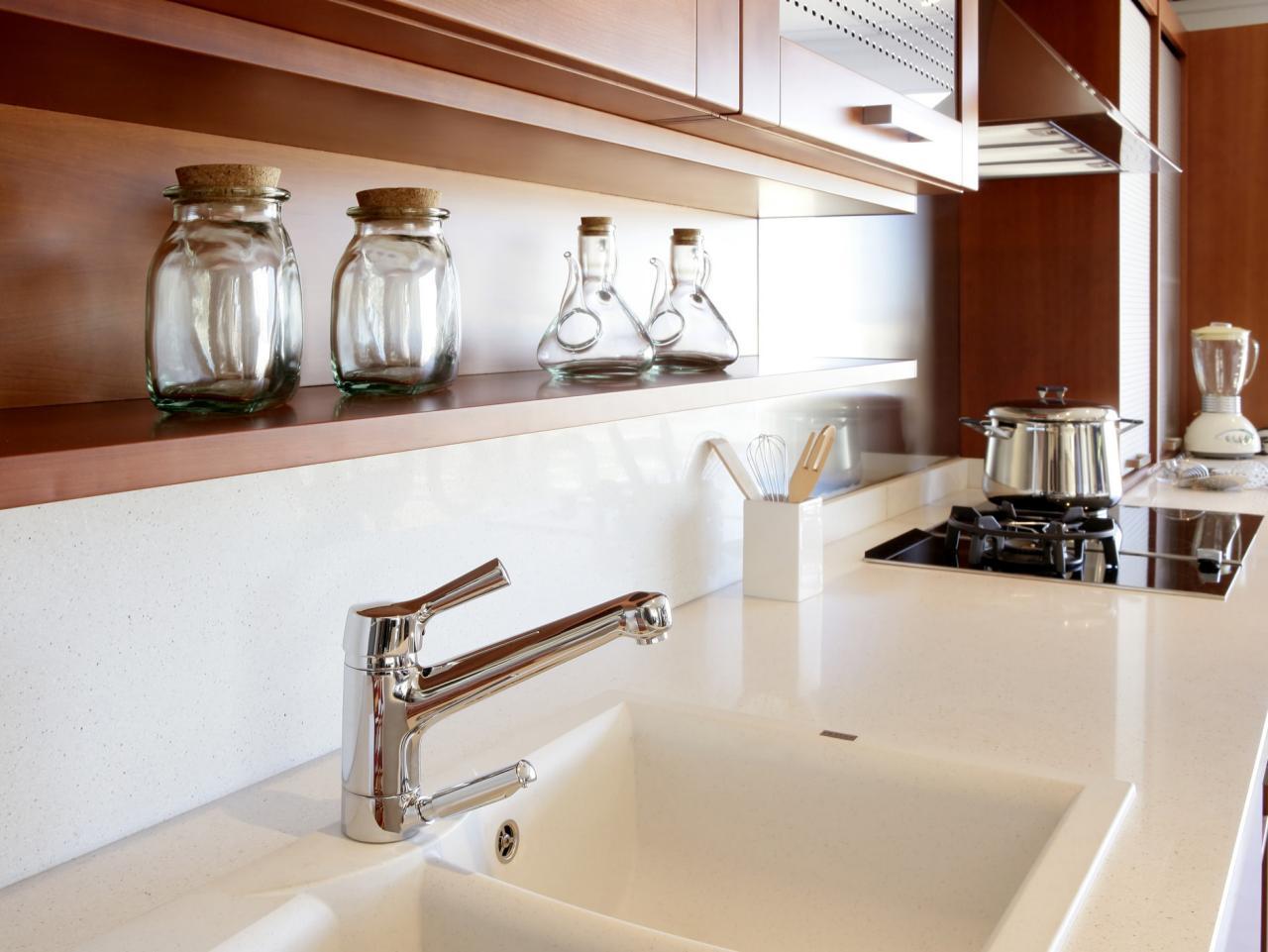 corian kitchen counters