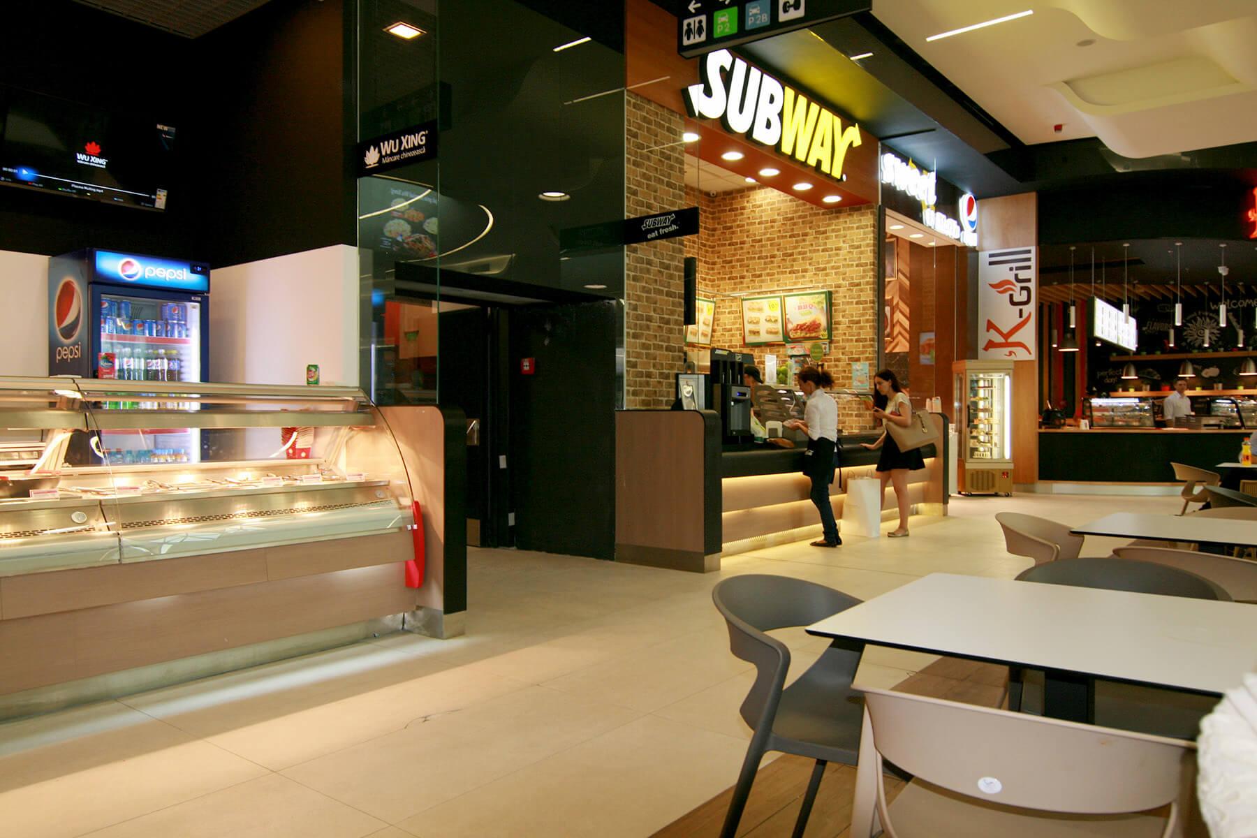 Food Court Mega Mall 00002