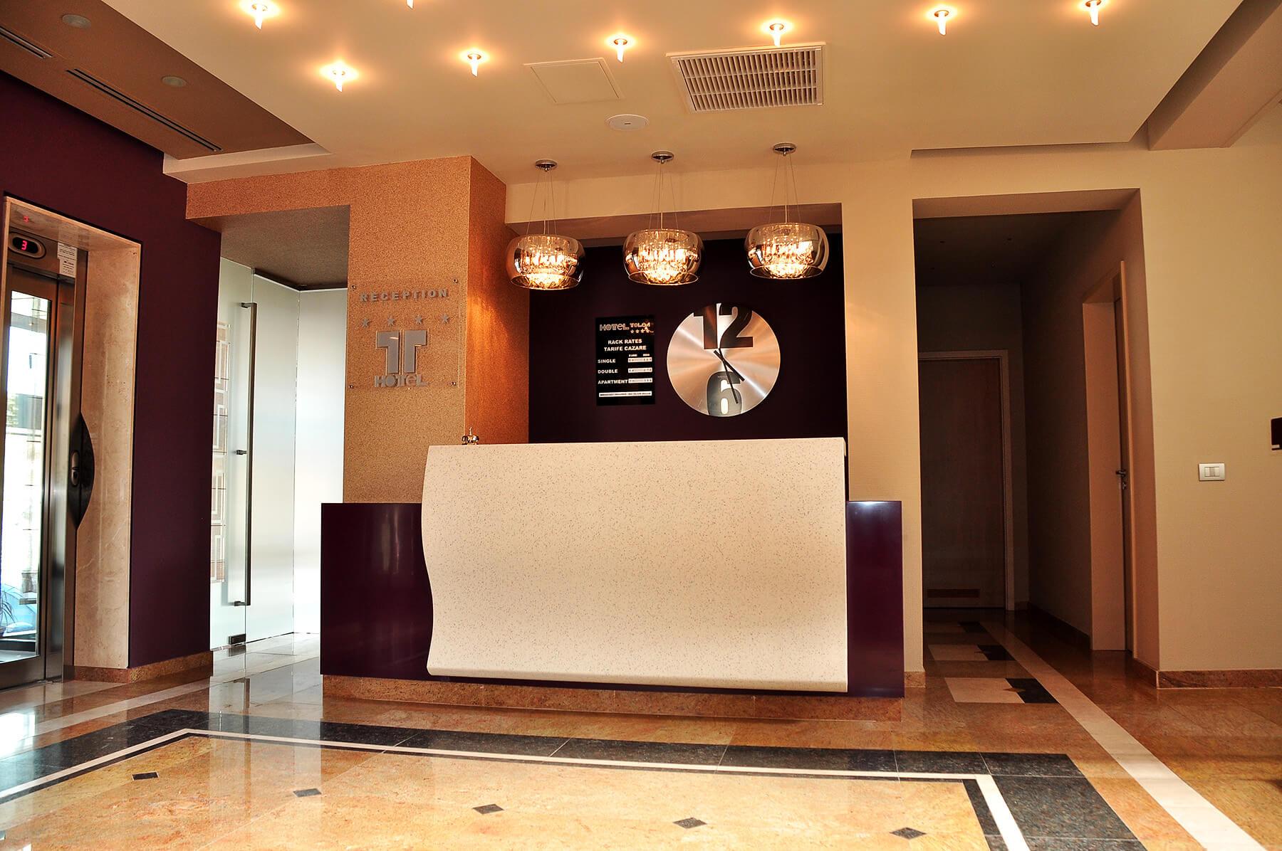 Receptie Hotel 00001